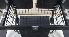 Golf Cart Basket Royalty Free Stock Photography