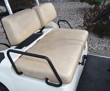 Free Golf Cart Interior Stock Photos - 15103183
