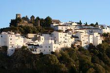Free Casares, Spain Royalty Free Stock Photos - 15105158