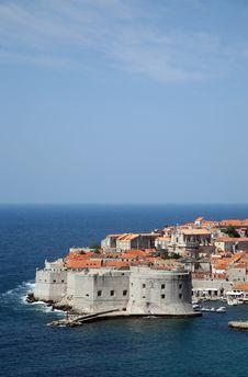 Free Dubrovnik Royalty Free Stock Image - 15105756