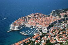 Free Dubrovnik Royalty Free Stock Photo - 15106095