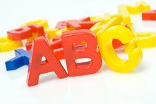 Free Abc Stock Image - 15106681