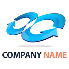 Free Company Logo1 Stock Photo - 15107350
