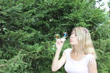 Free Bubbles Stock Photos - 15107453