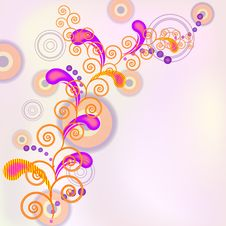 Free Spiral  Background. Royalty Free Stock Photos - 15107778