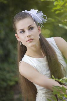 Free Young Bride Stock Photos - 15107893