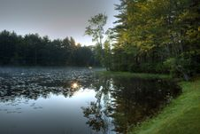 Free On The Lake Stock Photo - 15108400