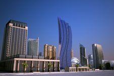 Free Modern City Stock Photo - 15108930