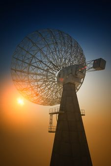 Free The Radar Royalty Free Stock Image - 15109016
