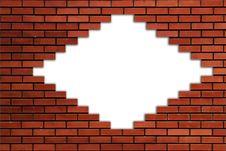 Free Brick Wall Stock Images - 15109454