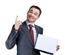 Free Businessman Stock Photography - 15109532