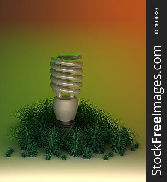 Environment friendly Light bulb