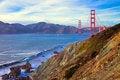 Free Golden Gate Bridge Royalty Free Stock Photos - 15114888