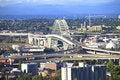 Free The Fremont Bridge Portland OR. Royalty Free Stock Image - 15115276