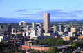 Free Portland Oregon At Sunset. Royalty Free Stock Photography - 15115397