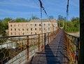 Free Steel Bridge Stock Photo - 15117340