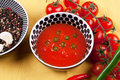 Free Hot Tomato Sauce Royalty Free Stock Image - 15118806