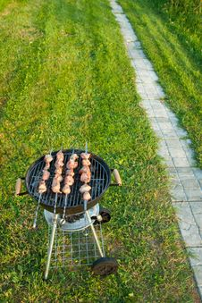 Free Barbecue Stock Image - 15110051