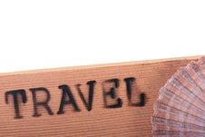Free Hot Stamping Travel Royalty Free Stock Photography - 15111417