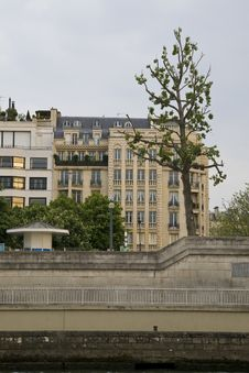 Free Paris And The River Seine Royalty Free Stock Photography - 15111847