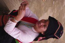 Free Female Ethnic THAI Royalty Free Stock Photo - 15112115