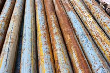 Free Rotten Pipes Stock Photo - 15113840