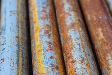 Free Rotten Pipes Stock Photo - 15113860