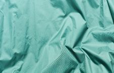 Free Greenish Blue Fabric Stock Photography - 15113962