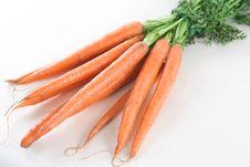 Free Carrots Stock Photography - 15114322