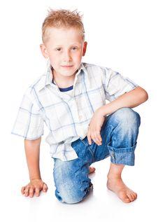 Free Little Boy Stock Photo - 15115910