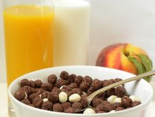 Free Breakfast Stock Image - 15117731