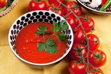 Free Regular Tomato Sauce Royalty Free Stock Photos - 15118778