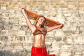 Free Belly Dancer Stock Photography - 15122132