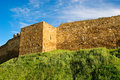 Free Wall And Tower Of Genoese Fortress Royalty Free Stock Photography - 15125057