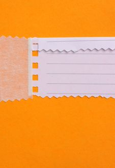 Free Note Paper Royalty Free Stock Images - 15120849