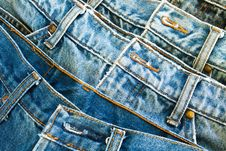 Free Jeans Rim Stock Photo - 15120920