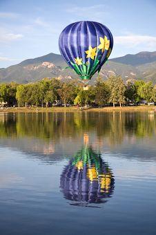 Free Hot Air Reflecting Stock Photos - 15121113