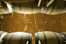 Free Wine Cellar Royalty Free Stock Image - 15121916