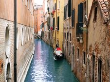 Free Buildings Of Venice Royalty Free Stock Photos - 15122478