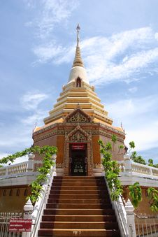 Free Pagoda Of Buddha Stock Photography - 15122822