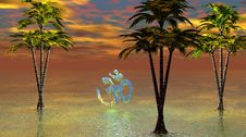 Free Island Royalty Free Stock Photo - 15122925