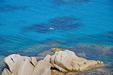 Free Punta Molentis, Villasimius, Sardinia, Italy Stock Photo - 15123520