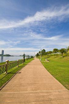 Free Cyber Jaya Landscape Royalty Free Stock Image - 15123596