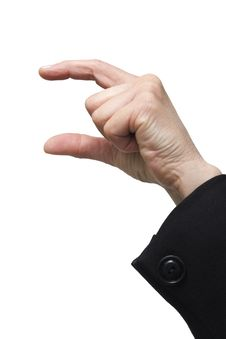 Gesture Stock Photography