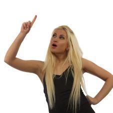 Free Beautiful Blond Girl Stock Photo - 15123730