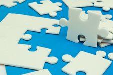 Free Puzzle Stock Photo - 15124660