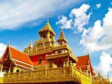 Free Wat Royalty Free Stock Photo - 15124715