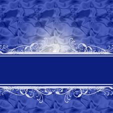 Free Blue Luxurious Background With Place For Text Stock Images - 15125424