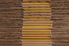 Free Stack Of Paper Board Stock Photography - 15126262