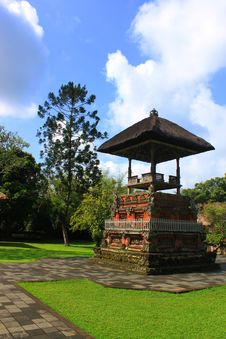 Free Bali Building Religious Place Royalty Free Stock Photo - 15126545